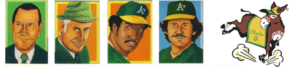 Oakland Athletics History